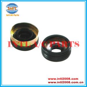 shaft lip compressor seal kit for TAMA TM15 /TM16 A/C parts compressor shaft seal