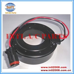 MANUFACTURER in China sanden 6v10 clutch Coil auto compressor size 95.8mm*64.2mm*45mm*32.5mm