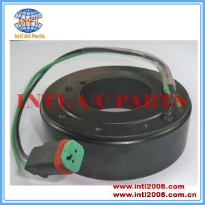 SD7H13 air con pump clutch coil MANUFACTURER auto compressor Coil size 95.8*64.2*45*32.5mm