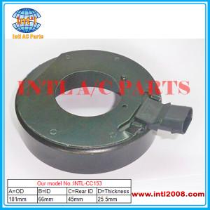 Factory compressor clutch coil size :101*66*25.5*45mm