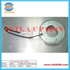 85.4mm*55.1mm*28mm*40mm auto air conditioner manufacturer AC compressor clutch coil