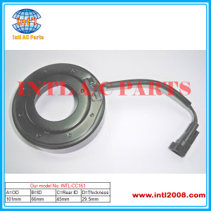 Compressor coil size : 101*66*29.5*45mm used for auto air conditioner compressor clutch