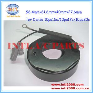 Auto ac compressor magnetic clutch coil DENSO 10pa15c/10pa17c/10pa20c electro coil
