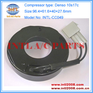 Denso 10s17c 17C a/c compressor magnetic clutch coil 96.4mmx61.6mmx42mmx27.6mm