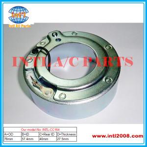 Auto air conditioner compressor clutch coil Size : 78*57.4*27.5*40mm
