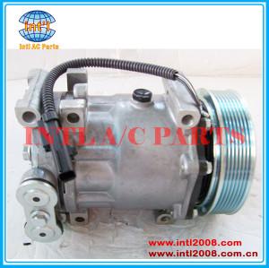 SD7H15 a/c compressor Dodge Dakota/Durango /Ram 1500 2500 3500 Pickup 3.9/5.2/5.9 1994-2002 China factory 55036799AB 55055540AC 55055540AE