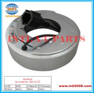 For Nissan Tiida 1.8L CALSONIC CR-10 compressor coil size 95.8*64*45*27MM 92600-CJ70A 92600-CJ70B
