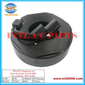 Compressor coil Denso 10PA15C for Kia Cerato 1.6 (LD) 12040-22700 12340-22700 97701-2F000 12040 22700