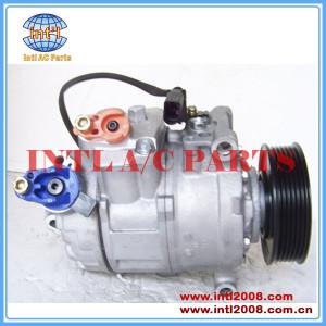 China factory Denso 6SEU14C Auto A/C Compressor Audi Q7 A8/VW Touareg Bj 2006- 4E0260805AK 4E0260805AE 4E0260805BC 4H0260805F 4E0260805AQ