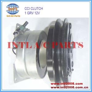 York 210 Series 1 GRV 12V 502393 Cross Compressor clutch Key Hub Bore CCI CLUTCH China factory 1-1553 01-10589 04-9037384 1676660-C1