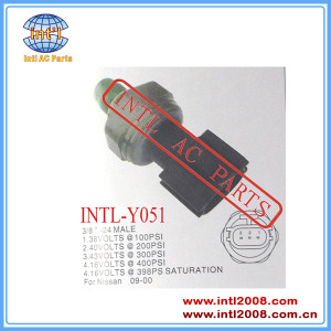 Auto AC Pressure Switch air conditioning pressure sensor for NISSAN 09-00
