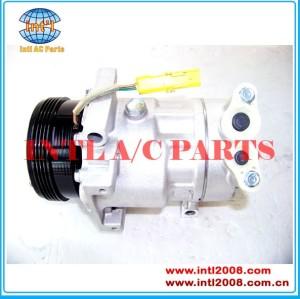 Made in China Sanden SD6V12 Auto AC Compressor Renault Vemo TWINGO BB0A BB0F BB10 BB1K BB28 BB2D BB2H 7403308 FC3686