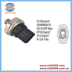 Auto air conditioning pressuer sensor Pressure Switch For Mitsubishi MB568179