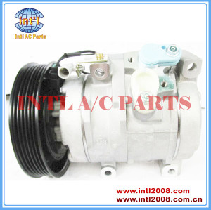 China supply denso 10S15L AC Compressor for Toyota Celica 1.8L 2000-2005 /Avensis/ Rav 4 88320-2B420 88310-05040 883202842084 CO 29006C