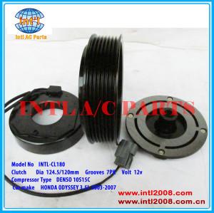 DENSO 10S15C A/C Compressor Clutch Coil hub pulley for HONDA ODYSSEY 3.5L ALL MODELS ac compressor