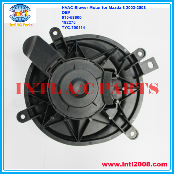 For 2003-2008 Mazda 6 Cooling Fan 03 04 05 06 07 08