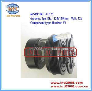 auto a/c AC Compressor clutch PV6 pulley used for V5 SAAB 9-3 CAR