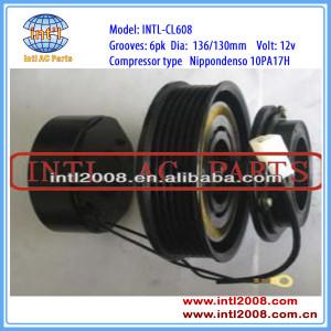 PV6 10PA17H ac Compressor clutch repair kit Toyota Supra Lexus GS300 1992-2000 88320-24100 88320-24120 8832024100 8832024120