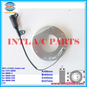 AUTO A/C compressor clutch coil for CVC BMW 3 E36 E39 E46 12V/ air compressor clutch coil