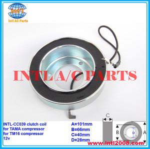 TAMA auto ac compressor clutch coil/TM16 air compressor clutch coil