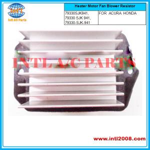 79330SJK941 Auto air Heater Motor Fan Blower Resistor FOR ACURA HONDA 79330SJK941, 79330 SJK 941, 79330-SJK-941