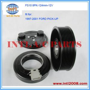 magnetic clutch pulley FS10 PV8 for 1997-2001 FORD PICK-UP/ SUPER DUTY TRUCKS 4.6/5.4/6.8 V8/V10 471-8121 471-8144