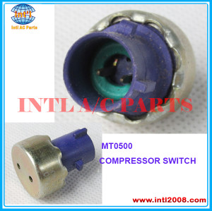 MT0500 COMPRESSOR SWITCH application for GM /HARRISON COMPRESSOR COOLING FAN OPEN:210PSI CLOSED:238PSI