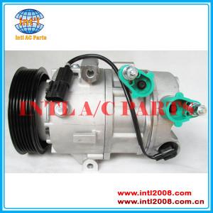China supply VS16 auto ac compressor 6PK for Kia Carens IV 2.0 GDI 2014 , automotive A/C compressor PN# 8FK351272-341 97701-A4200 97701A4200