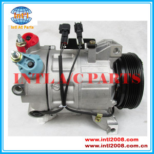ac air compressor Zexel DCS17EC for Ford Mondeo 2.5 Volvo S80 II V70 III 2.0 Z0002259D 506041-0263 31305833 36000231