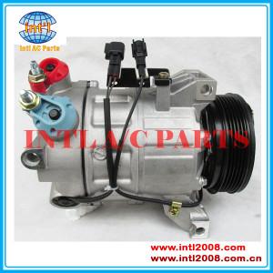ac air compressor Zexel DCS17EC for Ford Mondeo 2.5 Volvo S80 II V70 III 2.0 Z0002259D 506041-0263 31305833 36000231