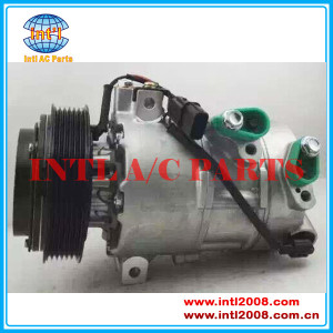 China factory DEV16 auto air compressor for Kia Sorento Hyundai Tucson GL-L4 2.0L 976262S000 977012S500 9780217000 978532F100 CO 11231AN