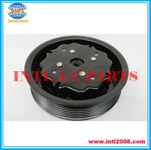 3B0820803A 3B0820803B 3B0820803C 3W0820803 DENSO 7SEU16C ac compressor clutch pulley for Audi VW 7pk 120mm