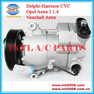 Delphi CVC Auto kompressor FOR Chevrolet Cruze/Opel Astra J 1.4 1.6 1.7 2.0 CDTI/Turbo 2009- 13250604 13271264 1618046 1140862