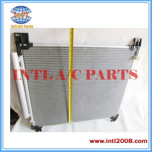 GOOD QUALITY AUTO AIR CONDENSOR SIZE 530*610*25MM FOR TOYOTA HILUX 2010-2015