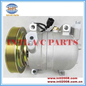 China ac compressor supply Calsonic DKV14C PV6 AC a/c Compressor for Nissan Xterra Frontier V6 3.3 01-04 926005S700 92600-5S700 4S NO. 67454 68454