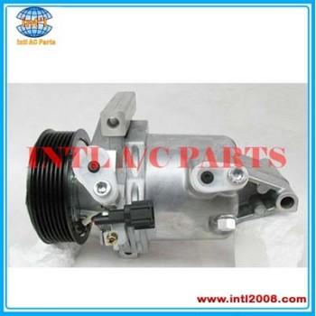 AUTO AC Compresor DBA-NK13 Calsonic CR08B  para Nissan Versa / marzo 92600 1HC2B 926001HC2B 92600-1HC1B 92600-1HD1B 92610-1HC1B 92610-1HD1B