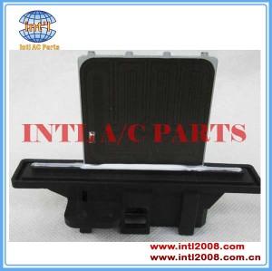 Resistência Auto Air Conditioner resistência de aquecimento Blower Motor Fan Para Nissan Frontier 01> 03