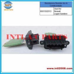 Ac Blower resistor para a Renault Logan Sandero / Duster 6001552013