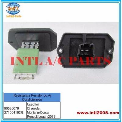 Aquecedor Blower Motor Resistor para Audi A3 ASSENTO SKODA VW Caddy EOS Golf Plus jetta Scirocco Tiguan Touran Chevrolet Renault 271504162R 90535076