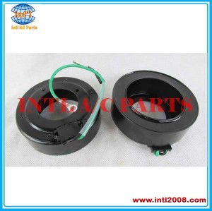 sanden 6v12 auto air conditioner  clutch Coil China factory with size size 95.8(OD)*64(ID)*45(BD)*32.5(T)mm
