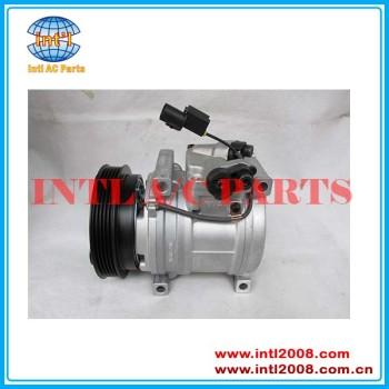 AC Compresor del coche para Kia 977011Y000 97701-1Y000 14 a 9783 97701-0X300