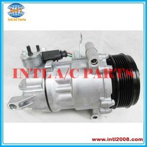 Auto compressor for AUDI, SKODA, VOLKSWAGEN 6RF820803C / 6R0820803B / 5U0820803F 6PK 110mm