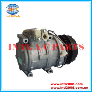 Auto A/C Compressor for Toyota Hiace RZH 10PA17C PV4 OEM#88320-26450 8832026450 88320 26450