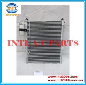 A/C condenser assy for Mitsubishi L200 Triton L 200 2.5 diesel DI-D 2004-11 2007 7812A171 MN123606 MN123642