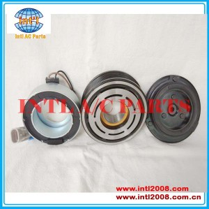 Auto ac compressor magnetic clutch assembly 5pk 105mm pulley for Delphi CVCCVC Corsa Meriva 1.8 Palio Stilo 1.8 Astra