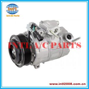Explorer 2011-2012 Top Quality New Direct Fit 7SBH17C AC A/C Compressor W/Clutch BB5Z19703B BB5Z19703B