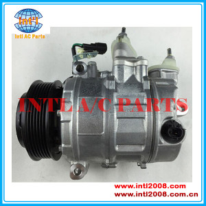 Denso 7SBH17C Car Air Conditioner Compressor Good Price For Ford Explorer 2.0T CG447280-6162 YCC-280-CT4Z-19703-B