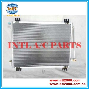 Auto AC Cooling Condenser FOR Mercede s ben z MP140 /SSANGYONG ISTANA CONDENSER 616x466x16mm 66183-03270