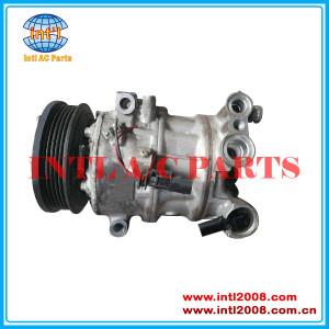 PXE16 Car AC Compressor For Chevrolet Cruze BUICK VERANO 000796511570 39038560 5PK 116MM