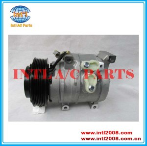 China factory DENSO 10S15C 447260-8561 4472608561 auto ac air conditioning compressor for Toyota Innova Hilux Fortuner toyota hilux